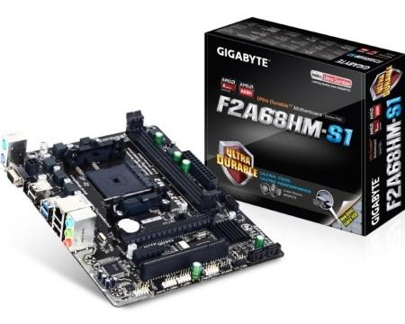 GIGABYTE GA-F2A68HM-S1 rev.1.1