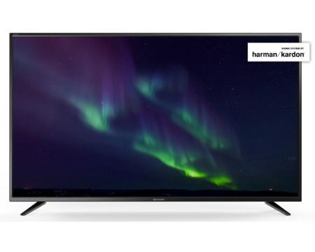 SHARP 49 LC-49CUG8052E Smart 4K Ultra HD digital LED TV
