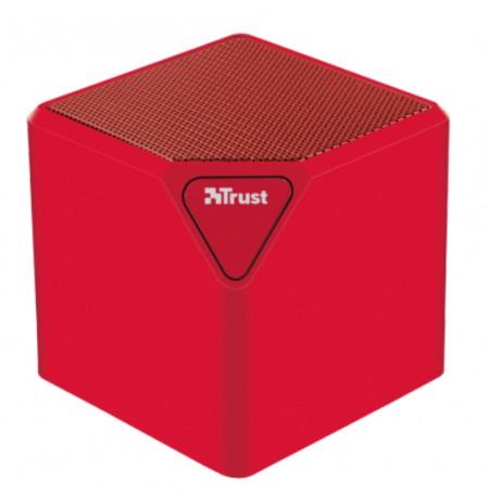 Trust Ziva wireless bluetooth zvucnik crveni