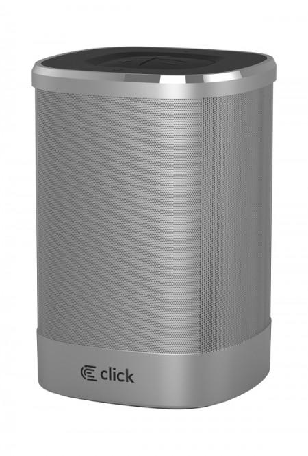 Click BS-L3-S Zvučnik bluetooth, sa mikrofonom, sivi