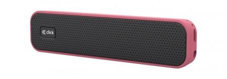 Click BS-L1-P Zvučnik bluetooth, sa mikrofonom, pink