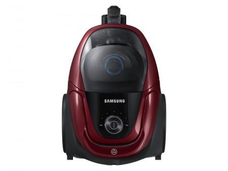 Samsung VC07M3130V1GE usisivač, 700W, posuda 1.5L, 80dBA, Cyclone force, eco, burgundec