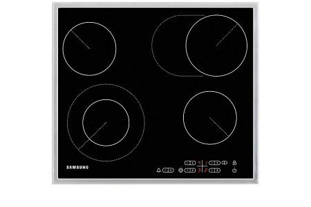 Samsung C61R2CAST ugradna ploča, nezavisna, 2+1+1 grejnih zona, 9 nivoa snage