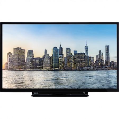 Toshiba 32W1733DG LED TV 32 HD Ready, DVB-T, black, uni-stand