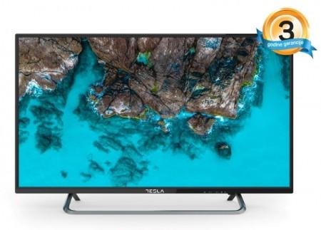 Tesla TV 40K307BF, 40 TV LED, slim DLED, DVB-C/T2, Full HD
