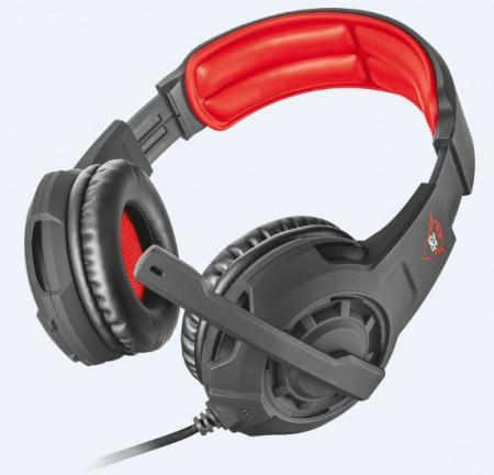 Trust GXT 310 Radius Gaming Headset crno-crveni