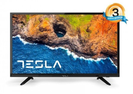 Tesla TV 43S317BF, 43 TV LED, slim DLED, DVB-T2/C/S2, Full HD