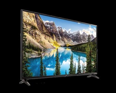 LG 49UJ620V LED TV 49 Ultra HD, WebOS 3.5 SMART, T2, Havana gray, Two pole stand