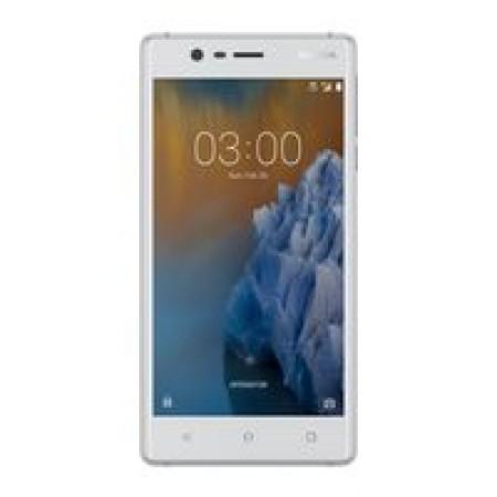 Nokia 3 DS Silver White Dual Sim