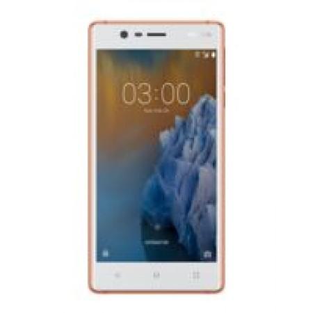 Nokia 3 DS Copper White Dual Sim