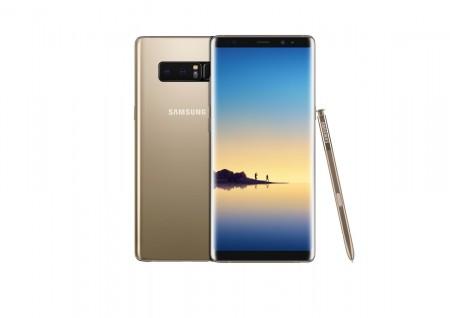 Samsung Galaxy Note 8 Gold DS