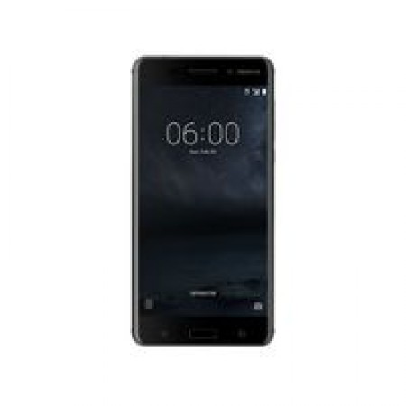Nokia 6 DS Matte Black Dual Sim