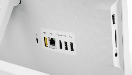 Lenovo IdeaCentre AIO 310-20IAP Intel J3355/19.5/4GB/500GB/IntelHD/WiFi/DVDRW/USB KB&M/DOS/White
