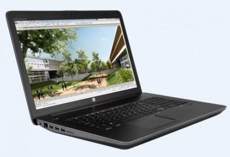 HP ZBook 17 G4 i7-7700HQ/17.3FHD/16GB/256GB PCIe/Quadro M2200 4GB/Win 10 Pro/3Y (1RQ79EA)