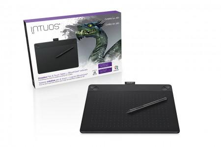 Intuos 3D Black PT M (027062)