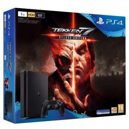 PlayStation PS4 1TB Bundle Tekken 7 Deluxe (028385)