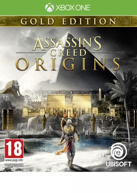 XBOXONE Assassin's Creed Origins Gold Edition (028666)