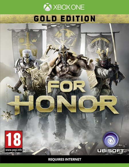 XBOXONE For Honor Gold Edition (027440)