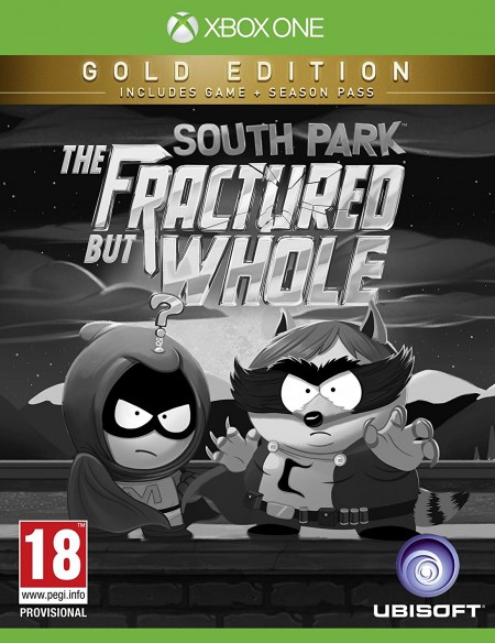 XBOXONE South Park The Fractured But Whole Gold Edition (027443)