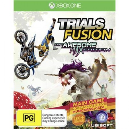 XBOXONE Trials Fusion The Awesome Max Edition (023631)