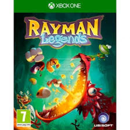 XBOXONE Rayman Legends (025174)