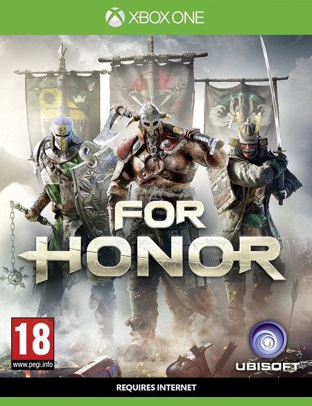 XBOXONE For Honor Standard Edition (027438)
