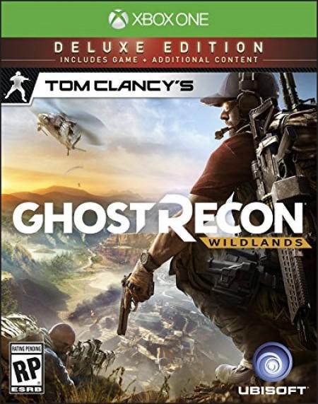 XBOXONE Ghost Recon Wildlands Deluxe Edition (026141)
