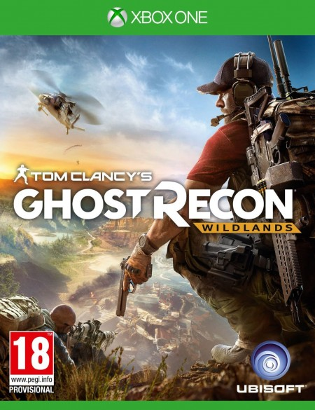 XBOXONE Ghost Recon Wildlands Standard Edition (026143)