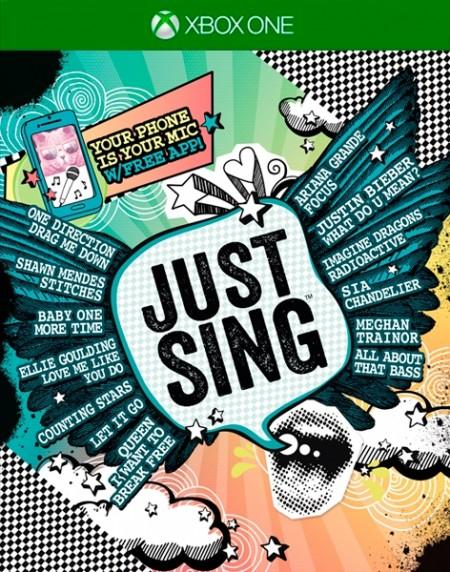 XBOXONE Just Sing (026087)