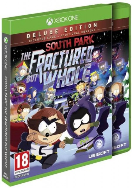 XBOXONE South Park The Fractured But Whole DeLuxe Edition (028270)