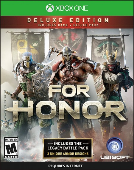 XBOXONE For Honor Deluxe Edition (027439)