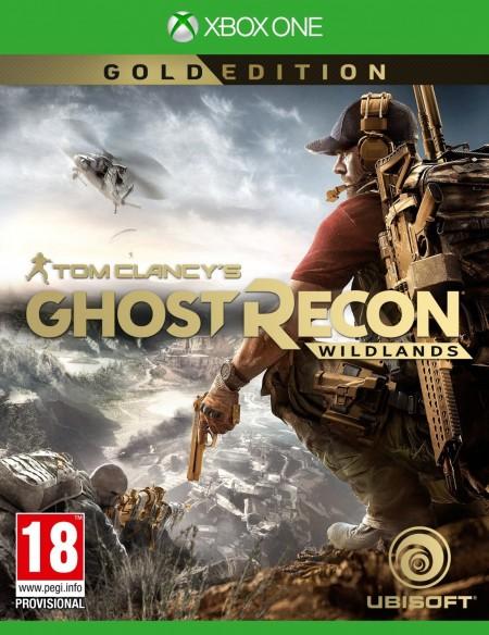 XBOXONE Ghost Recon Wildlands Gold Edition (026142)
