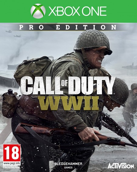 XBOXONE Call of Duty: WWII Pro Edition (028125)