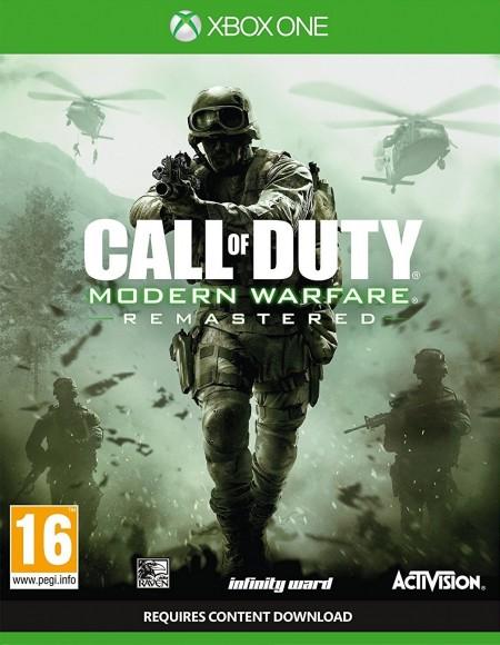 XBOXONE Call of Duty Modern Warfare Remastered (028388)