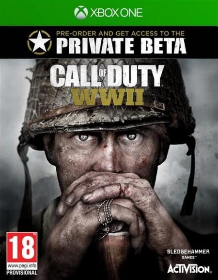 XBOXONE Call of Duty: WWII (028124)