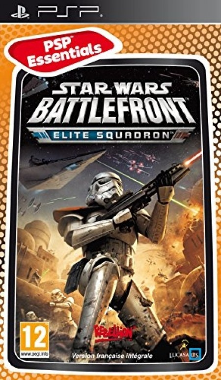 PSP Star Wars Battlefront Elite Squadron Essentials (012577)