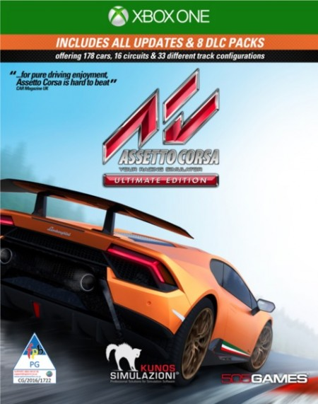 XBOXONE Assetto Corsa Ultimate Edition  (030002)