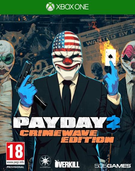 XBOXONE Payday 2 CrimeWave (023645)