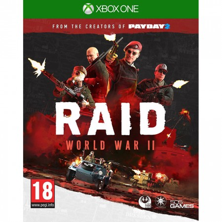 XBOXONE RAID World War II (028993)