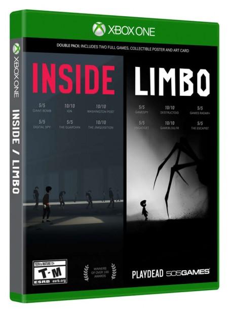 XBOXONE Inside and Limbo Doublepack (028864)