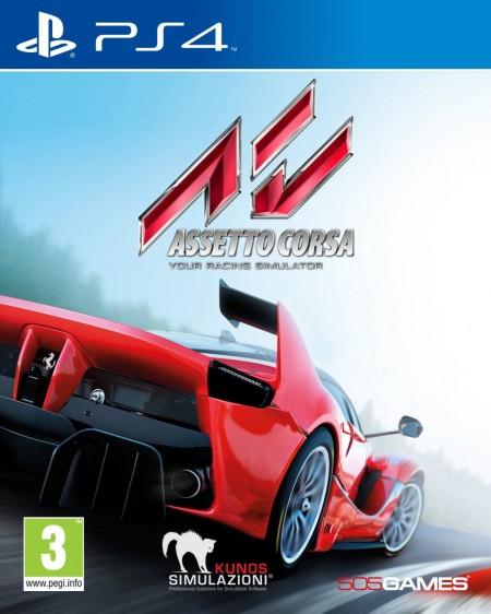 PS4 Assetto Corsa  (026180)