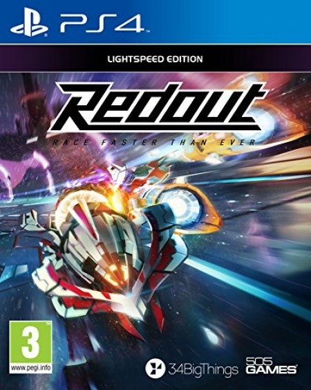 PS4 Redout Lightspeed Edition (028410)