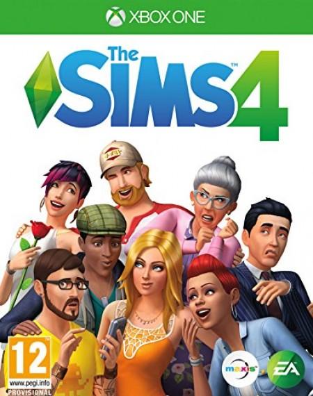 XBOXONE The Sims 4 (029008)