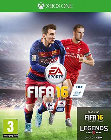 XBOXONE FIFA 16 (023743)
