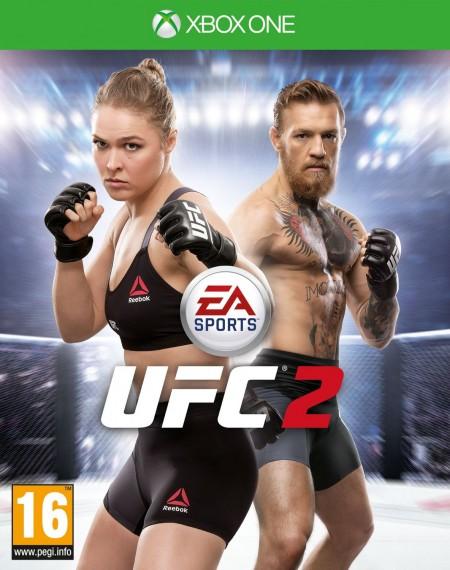 XBOXONE UFC 2 (025529)