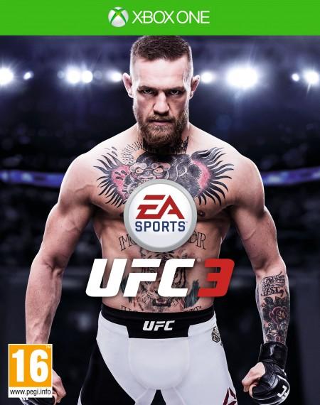XBOXONE UFC 3 (029511)