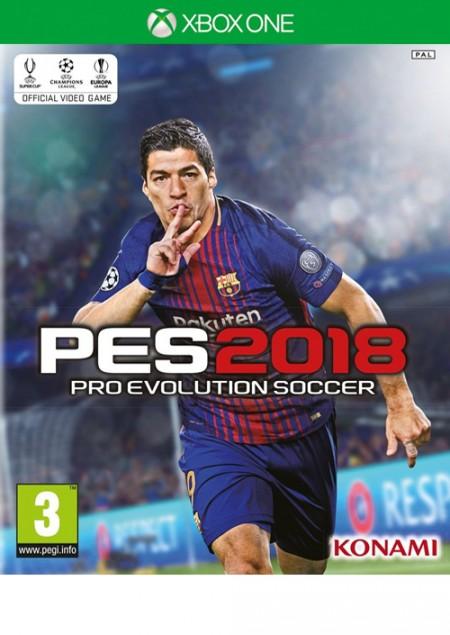 XBOXONE Pro Evolution Soccer 2018 Standard Edition (028990)