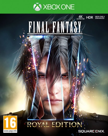 XBOXONE Final Fantasy XV Royal Edition (029750)