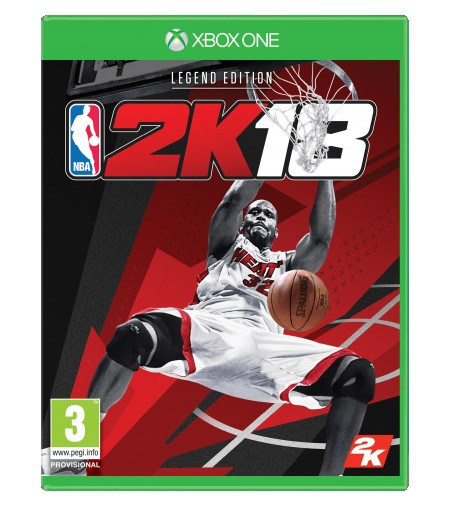 XBOXONE NBA 2K18 Shaq Legend Edition (028231)