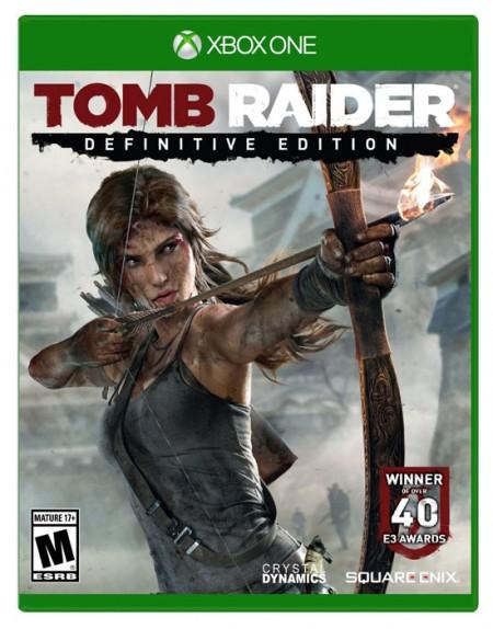 XBOXONE Tomb Raider Definitive Edition (019457)